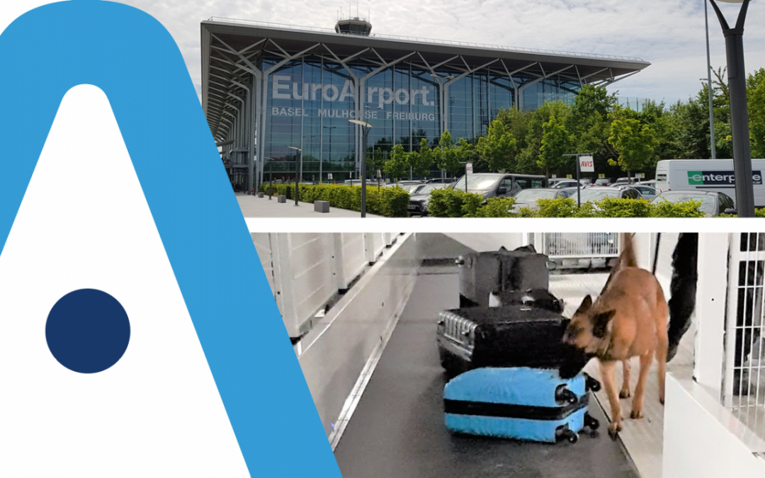 Alstef Group provide EUROAIRPORT Basel-Mulhouse-Freiburg with a new baggage handling system