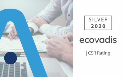 BA Systèmes receives the EcoVadis silver rating for its Corporate Social Responsibility performance