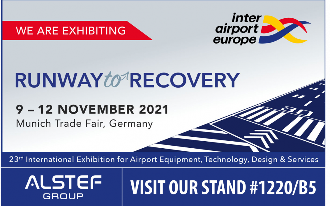 Alstef Group to exhibit at Inter Airport Europe 2021