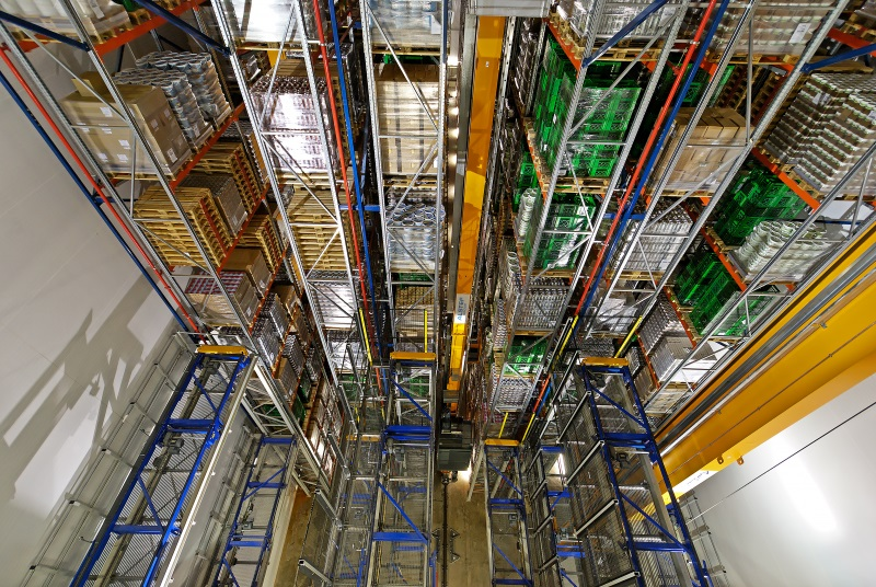 intralogistics- warehouse solutions automated storage
