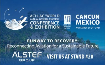 Alstef Group to exhibit at ACI WAGA Cancun
